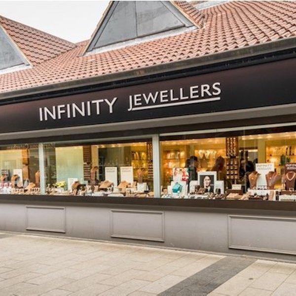 Infinity Jewellers shop
