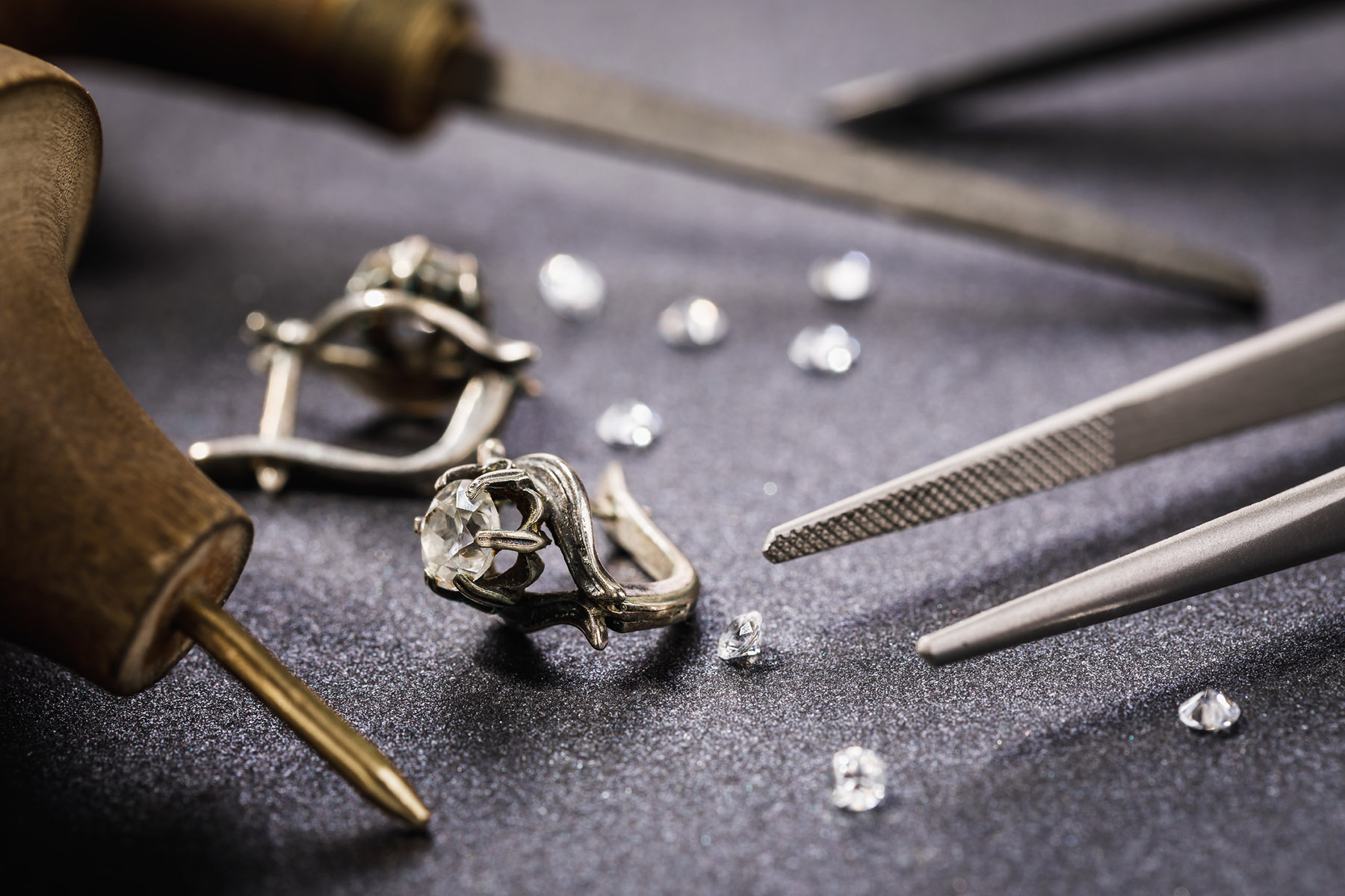 jewellery repair caterham surrey